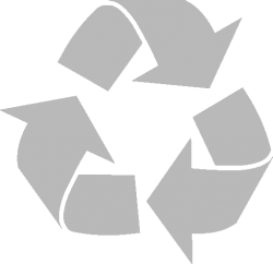recycling logo - brad's junk removal