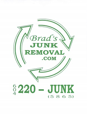 Brad's Junk Removal Richmond and Surrey BC