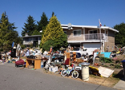 Trash Removal Service Burnaby