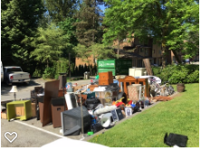 Brads Junk hauling junk away in Burnaby