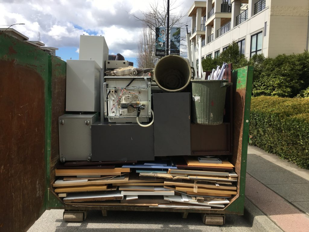 Burnaby junk removal